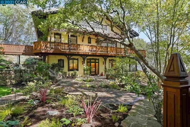 58 Camino Del Diablo, Orinda, CA 94563 (#40959983) :: Realty World Property Network