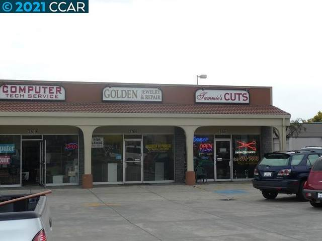 3711 Castro Valley Blvd, Castro Valley, CA 94545 (#40959984) :: Armario Homes Real Estate Team