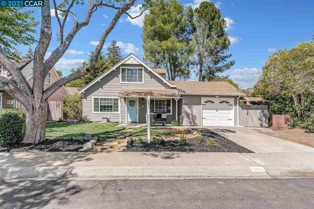 4143 Huckleberry Dr, Concord, CA 94521 (#40960009) :: Swanson Real Estate Team | Keller Williams Tri-Valley Realty