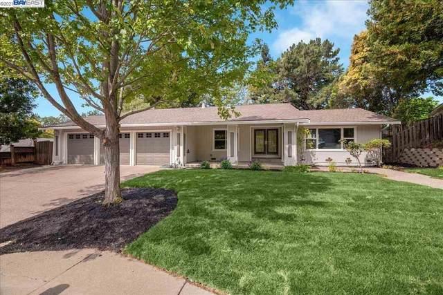 1835 Monte Sereno Dr, Alamo, CA 94507 (#40960010) :: Blue Line Property Group
