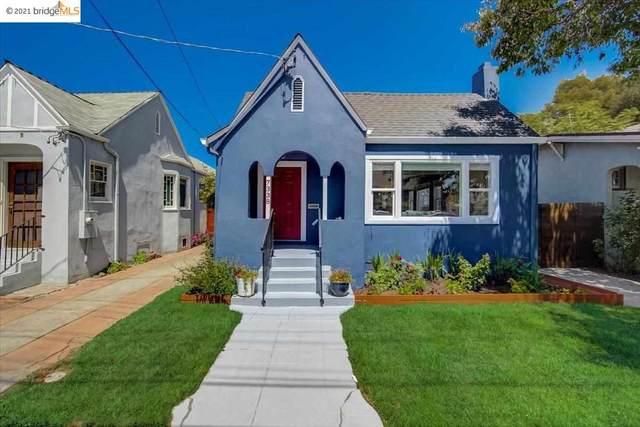 7338 Holly St, Oakland, CA 94621 (#40960039) :: Blue Line Property Group
