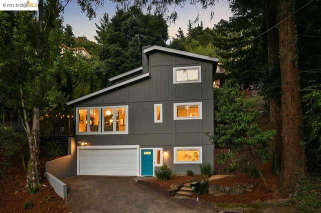 6452 Shelterwood Dr, Oakland, CA 94611 (#40960042) :: Blue Line Property Group