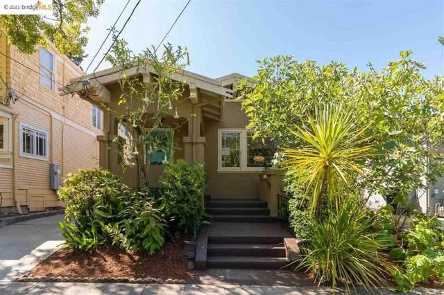1710 Hearst Ave, Berkeley, CA 94703 (#40960049) :: Armario Homes Real Estate Team