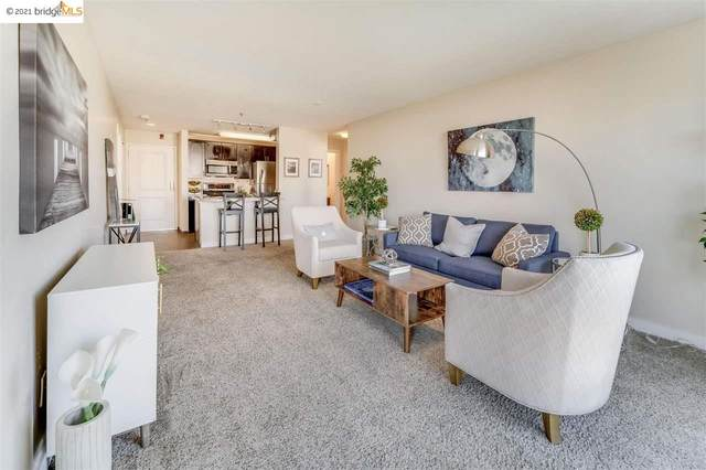 6400 Christie Ave #3404, Emeryville, CA 94608 (#40960058) :: Blue Line Property Group