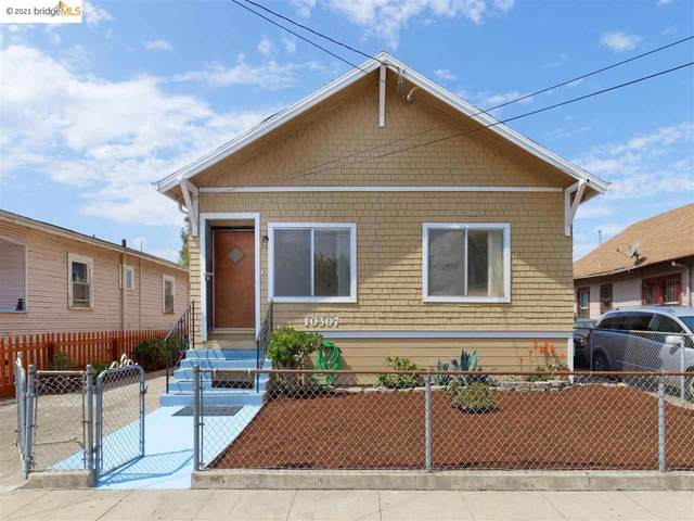 10307 Pippin St, Oakland, CA 94603 (#40960078) :: Swanson Real Estate Team | Keller Williams Tri-Valley Realty