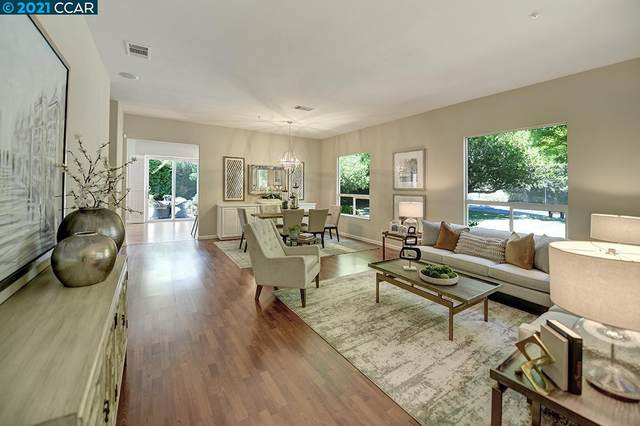 1705 Comstock Dr #0, Walnut Creek, CA 94595 (#40960085) :: Realty World Property Network