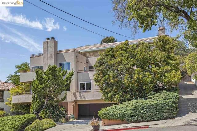 2515 Hilgard #2, Berkeley, CA 94709 (#40960087) :: Armario Homes Real Estate Team