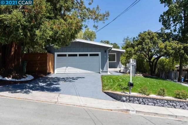 11 Vista Hermosa, Walnut Creek, CA 94597 (#40960111) :: Swanson Real Estate Team | Keller Williams Tri-Valley Realty
