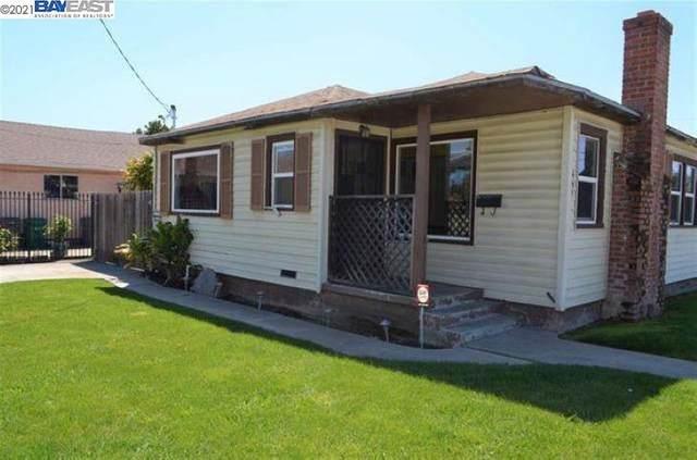 491 Medford Ave, Hayward, CA 94541 (#40960127) :: MPT Property