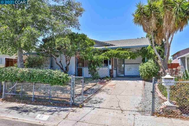 45 Wharf Dr, Bay Point, CA 94565 (#40960131) :: Swanson Real Estate Team | Keller Williams Tri-Valley Realty