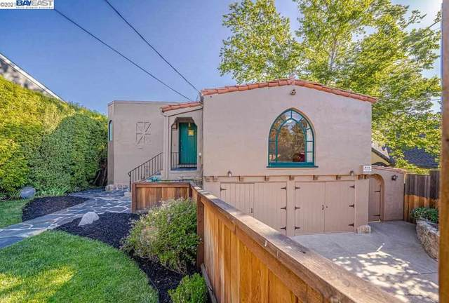 7000 Thornhill Dr, Oakland, CA 94611 (#40960135) :: Blue Line Property Group