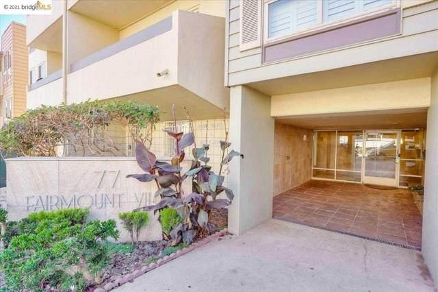 77 Fairmount Ave #312, Oakland, CA 94611 (#40960141) :: Realty World Property Network