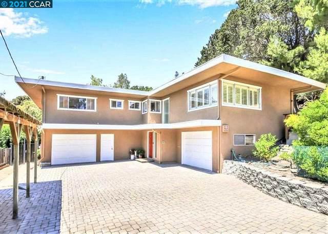 21 Holly Ln, El Sobrante, CA 94803 (#40960142) :: Realty World Property Network