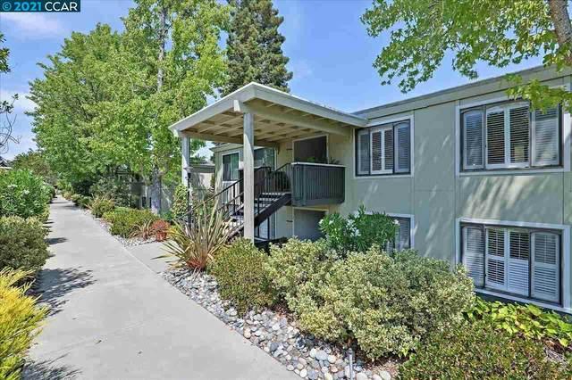2101 Pine Knoll Dr #3, Walnut Creek, CA 94595 (#40960154) :: Realty World Property Network