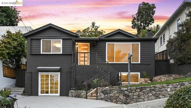 824 Santa Ray Ave, Oakland, CA 94610 (#40960162) :: Realty World Property Network