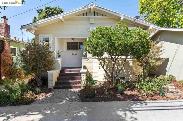 1462 E 38Th St, Oakland, CA 94602 (#40960163) :: Realty World Property Network