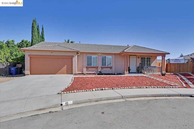 15 Mill Springs Ct, Pittsburg, CA 94565 (#40960167) :: Excel Fine Homes