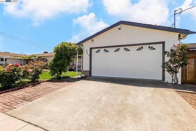 351 Westchester St, Hayward, CA 94544 (#40960170) :: Realty World Property Network