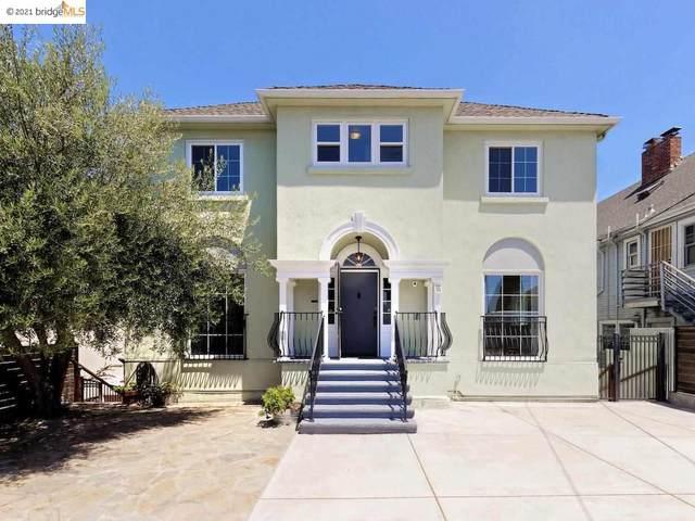 858 Macarthur Blvd, Oakland, CA 94610 (#40960183) :: Swanson Real Estate Team | Keller Williams Tri-Valley Realty