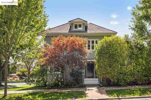 119 Mesa Avenue, Piedmont, CA 94611 (#40960185) :: MPT Property