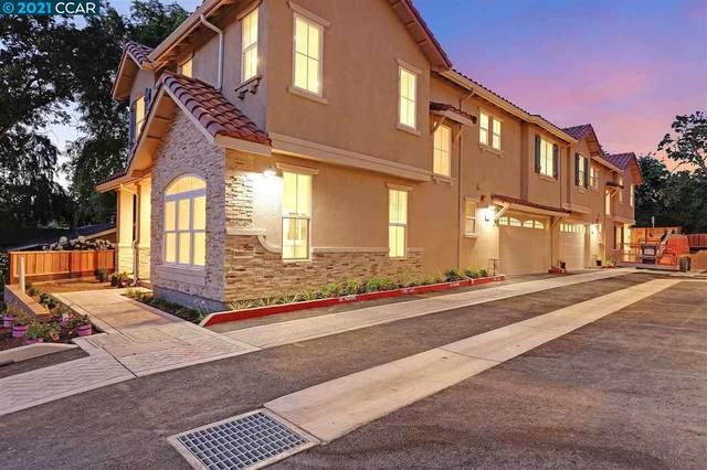 1790 San Miguel Dr, Walnut Creek, CA 94596 (#40960189) :: Blue Line Property Group