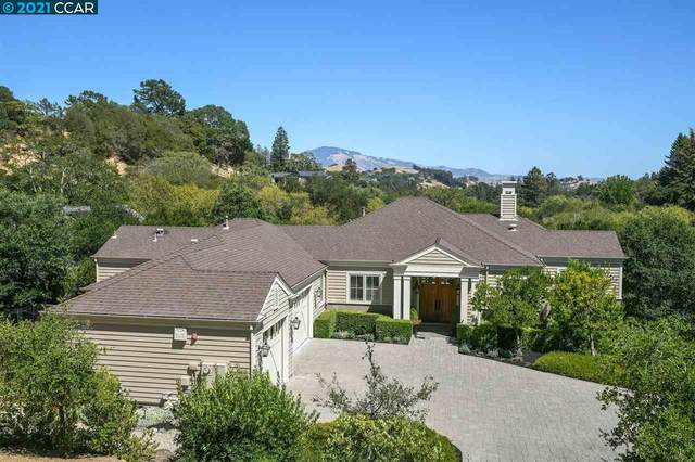 41 Prado Way, Lafayette, CA 94549 (#40960199) :: Realty World Property Network