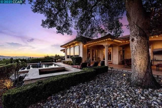 2470 Caballo Ranchero Dr, Diablo, CA 94528 (#40960200) :: Realty World Property Network