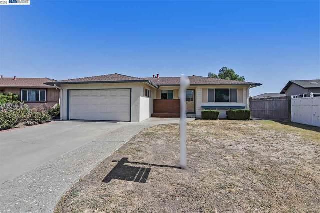 41168 Ellen Ct, Fremont, CA 94538 (#40960208) :: Realty World Property Network