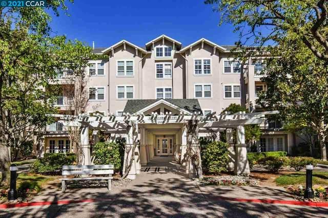 1860 Tice Creek #1141, Walnut Creek, CA 94595 (#40960210) :: Realty World Property Network