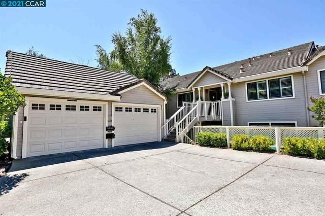 5581 Terra Granada Dr 2B, Walnut Creek, CA 94595 (#40960222) :: Realty World Property Network