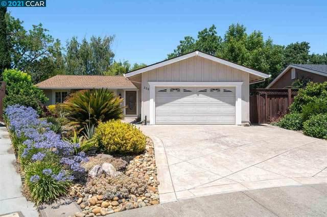 228 Chestnut Ct, San Ramon, CA 94583 (#40960230) :: Armario Homes Real Estate Team