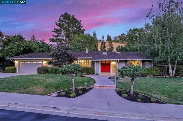 3217 Stone Valley Rd, Alamo, CA 94507 (#40960237) :: Realty World Property Network