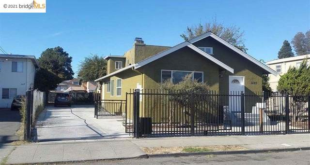 1429 57Th Ave, Oakland, CA 94621 (#40960257) :: Swanson Real Estate Team | Keller Williams Tri-Valley Realty