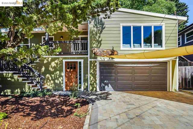 6921 Sayre Dr, Oakland, CA 94611 (#40960259) :: Blue Line Property Group