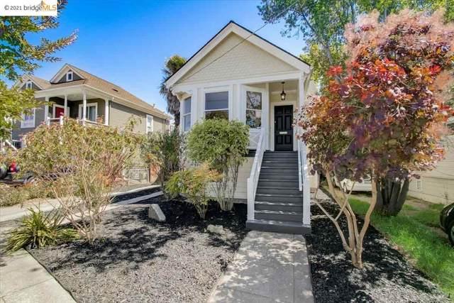 2146 Woolsey St, Berkeley, CA 94705 (#40960263) :: Swanson Real Estate Team | Keller Williams Tri-Valley Realty