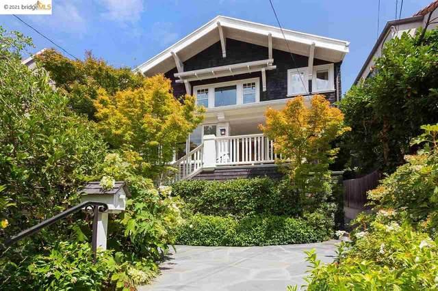 2065 Oakland Avenue, Piedmont, CA 94611 (#40960266) :: MPT Property