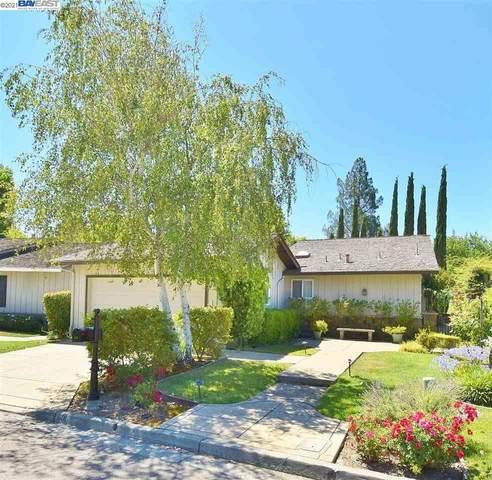 601 Saint George Rd, Danville, CA 94526 (#40960270) :: The Lucas Group