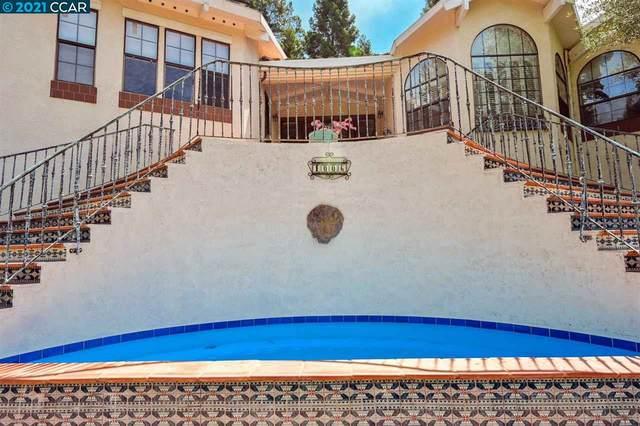 1006 Howard Hills Rd, Lafayette, CA 94549 (#40960275) :: Swanson Real Estate Team | Keller Williams Tri-Valley Realty