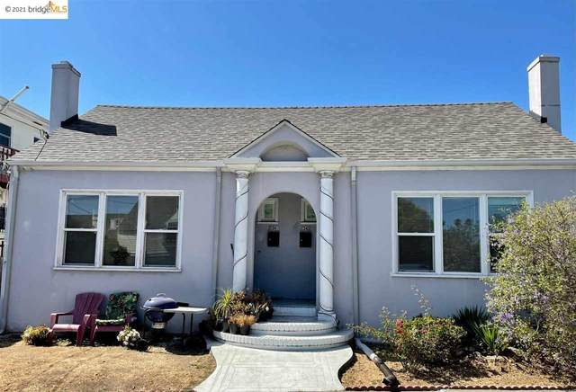 2343 7Th Ave, Oakland, CA 94606 (#40960277) :: Swanson Real Estate Team   Keller Williams Tri-Valley Realty