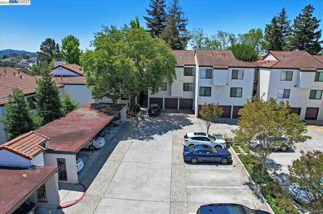 21100 Gary Dr #214, Hayward, CA 94546 (#40960283) :: Realty World Property Network