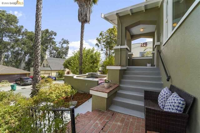 871 Alma Pl, Oakland, CA 94610 (#40960284) :: Realty World Property Network