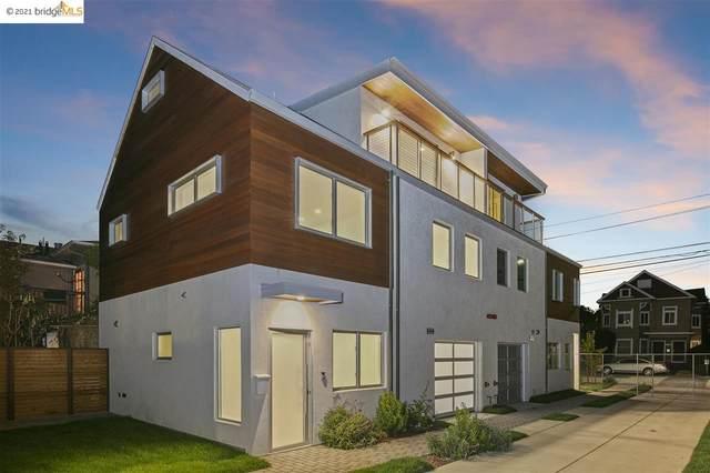 1048 62nd Street B, Oakland, CA 94608 (#40960286) :: Swanson Real Estate Team   Keller Williams Tri-Valley Realty