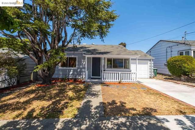 5511 Garvin Ave, Richmond, CA 94805 (#40960320) :: Blue Line Property Group
