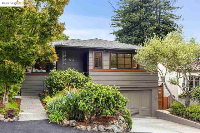 5828 Amy Drive, Oakland, CA 94618 (#40960373) :: Excel Fine Homes