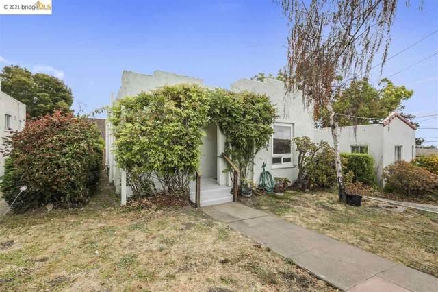 7206 Stockton Ave, El Cerrito, CA 94530 (#40960378) :: MPT Property