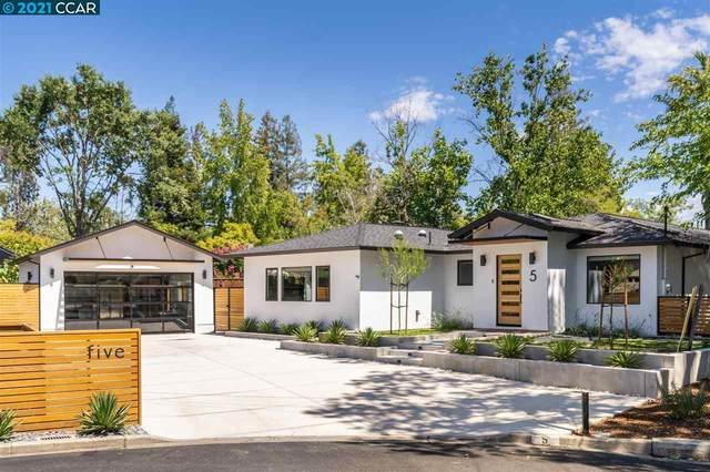 5 Croyden Ct, Pleasant Hill, CA 94523 (#40960402) :: Realty World Property Network