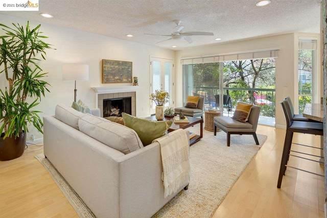 2700 Le Conte Ave #204, Berkeley, CA 94709 (#40960431) :: Swanson Real Estate Team | Keller Williams Tri-Valley Realty