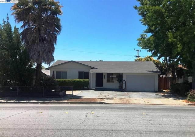 39681 Sundale Dr, Fremont, CA 94538 (#40960436) :: Realty World Property Network