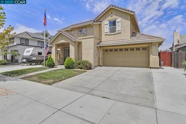 519 Chestnut Street, Brentwood, CA 94513 (#40960443) :: Blue Line Property Group