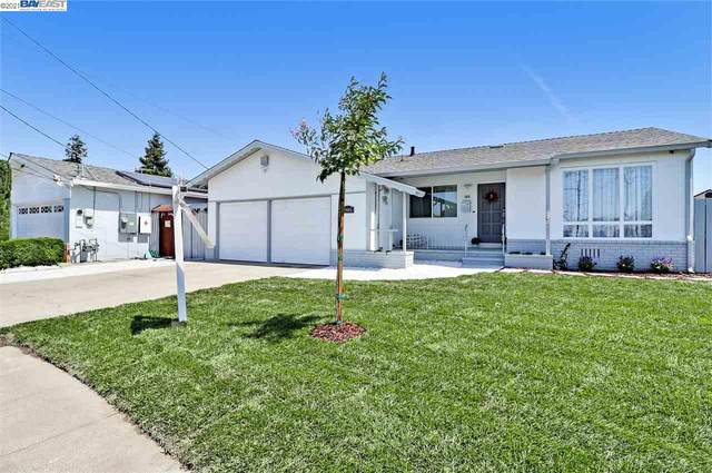 15446 Andover St, San Leandro, CA 94579 (#40960447) :: Realty World Property Network